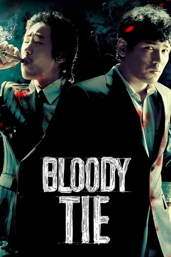 Poster Bloody Tie