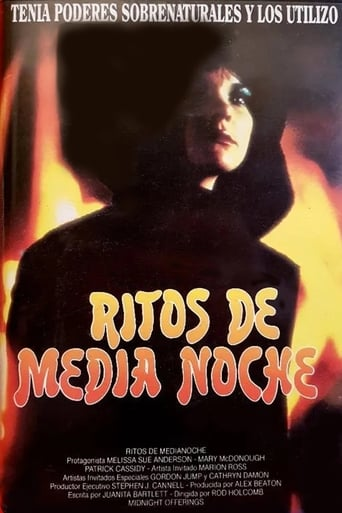 Poster of Ritos de Medianoche