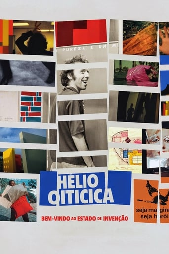 Inside Hélio Oiticica