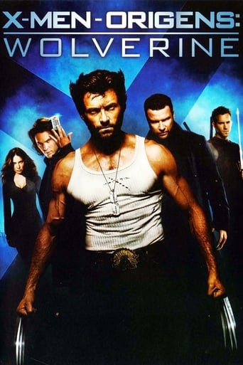 X-Men Origins: Wolverine Torrent (2009) Dual Audio BluRay 1080p – Download