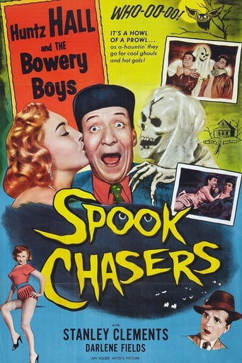 Poster of Spook Chasers