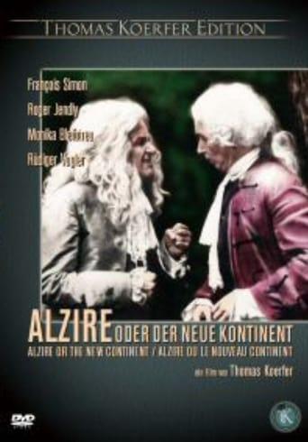 Watch Alzire or the New Continent Online Free Putlocker