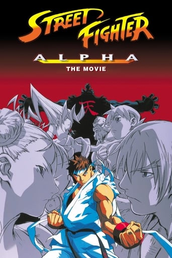 portada Street Fighter Alpha