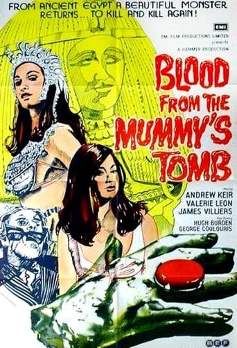 Ver La sangre en la tumba de la momia pelicula online