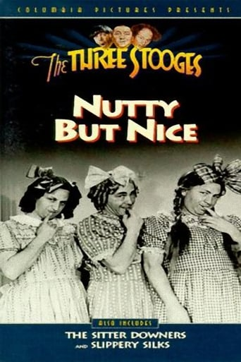 Poster of Nutty But Nice