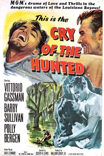 Poster of Cry of the Hunted