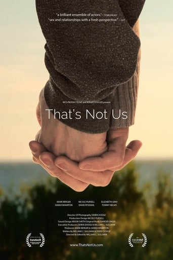 That's Not Us Movie Poster
