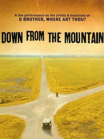 Poster of Down from the Mountain