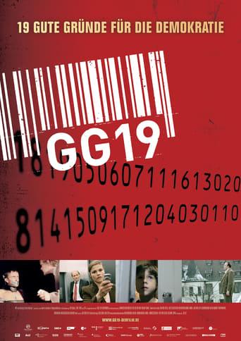 Poster of GG 19 – Deutschland in 19 Artikeln
