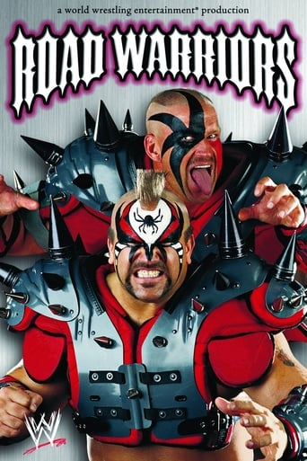Poster of Road Warriors: The Life & Death of the Most Dominant Tag-Team in Wrestling History
