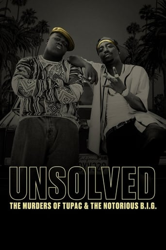 Poster of Unsolved: The Murders of Tupac and The Notorious B.I.G.
