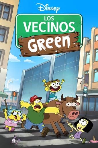 Capitulos de: Los Green en la Gran Ciudad