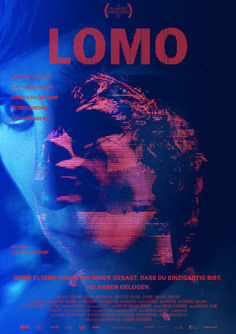 Poster of Lomo - The Language of many others