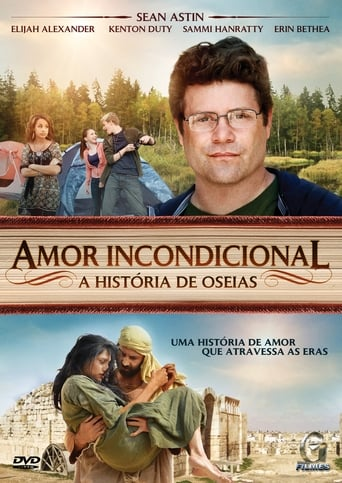 Amor Incondicional: A História de Oseias - Poster
