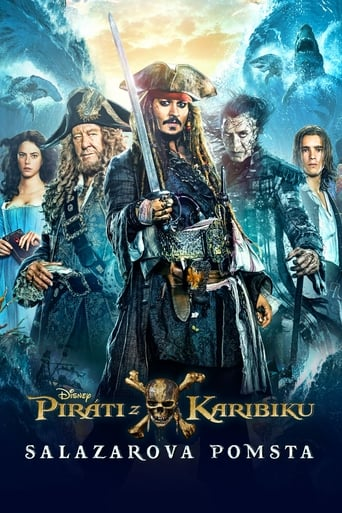 Poster of Piráti z Karibiku: Salazarova pomsta