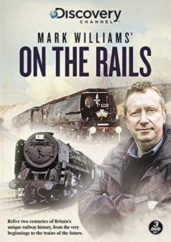 Poster of Mark Williams On The Rails