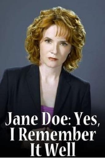 Poster of Jane Doe: Yes, I Remember It Well