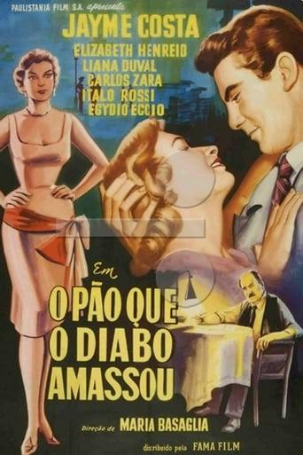 Poster of O Pão Que o Diabo Amassou