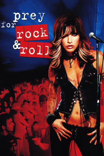 Poster of Prey for Rock & Roll