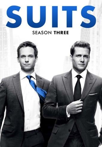 Suits 3ª Temporada - Poster