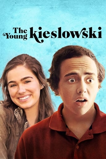 The Young Kieslowski Poster