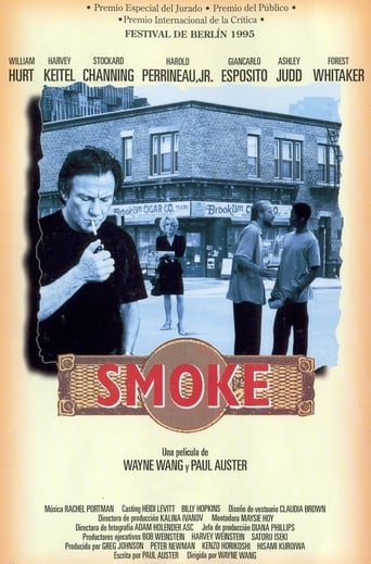 Poster of Smoke