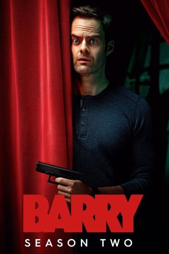 Barry 2ª Temporada - Poster