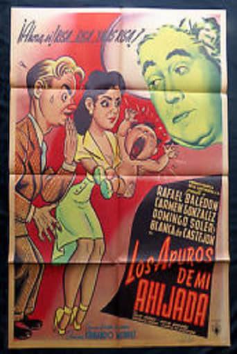 Poster of Los apuros de mi ahijada