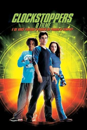 Clockstoppers: O Filme - Poster