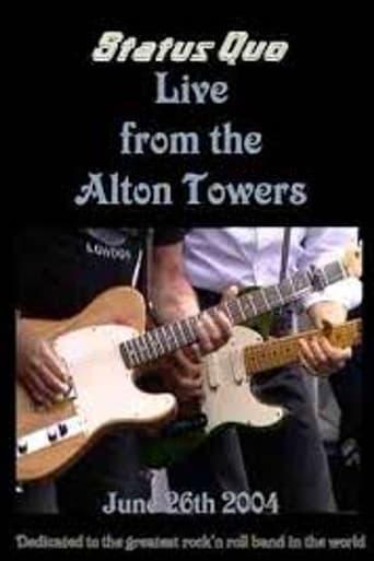 Status Quo - Alton Tower 2004
