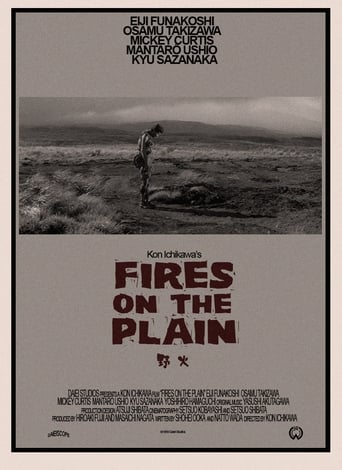 Poster of Fires on the Plain