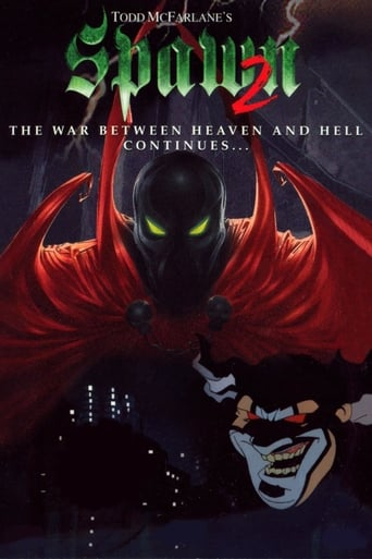 Poster of Todd McFarlane's Spawn 2