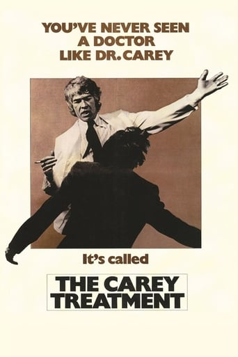 Poster of The Carey Treatment