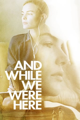 And While We Were Here (2012) - poster