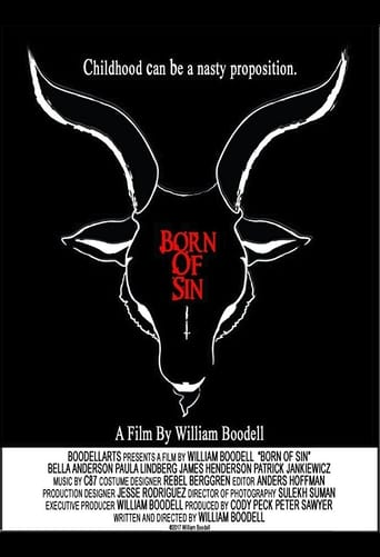 Poster of Born of Sin