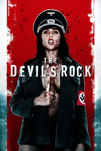 Poster of The Devil's Rock