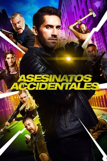 Poster of Accident man