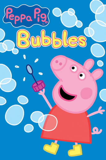 Poster of Peppa Pig: Bubbles