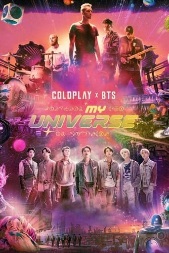 Coldplay x BTS Inside 'My Universe' Documentary