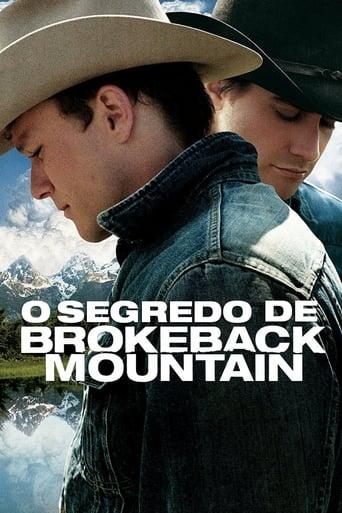O Segredo de Brokeback Mountain - Poster