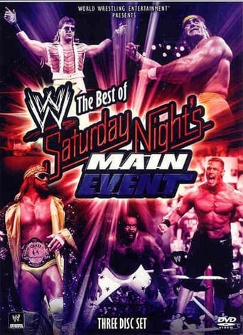 Poster of WWE: The Best of Saturday Night's Main Event