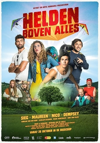 Heroes Above All Movie Poster