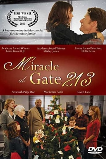 Poster of Miracle at Gate 213