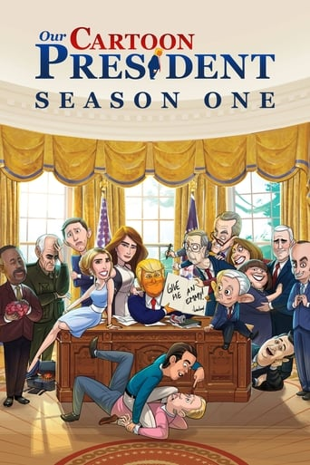 Download Legenda de Our Cartoon President S01E17