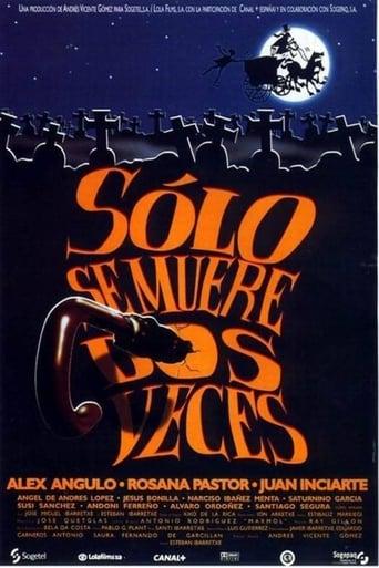 Poster of Sólo se muere dos veces