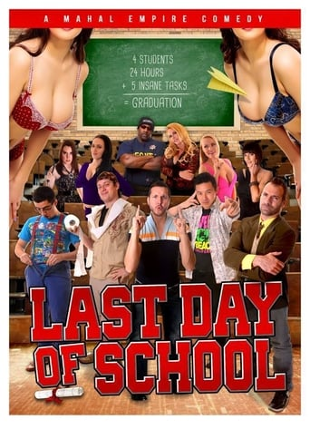 Poster of Last Day of School