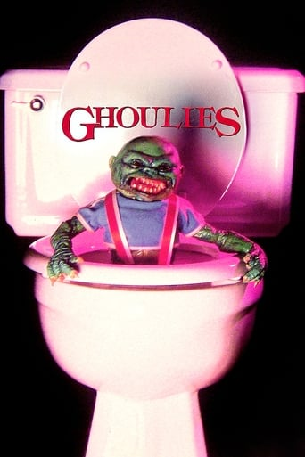 Poster of Ghoulies fragman