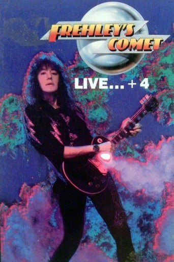 Watch Frehley's Comet: Live +4 1988 full online free