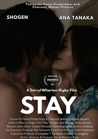 Poster of Stay