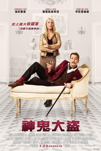 Poster of 貴族大盜